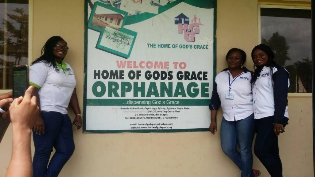 Hope Foundation Children's Day Visitation At 2 Orphanages