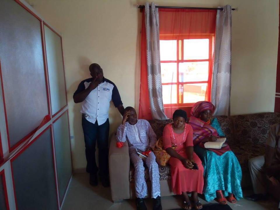 Hope Foundation Jos Plateau Office Address