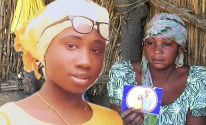 Backlash As Embassy Calls Leah's Mother's Emotional Story In The US Falsehood