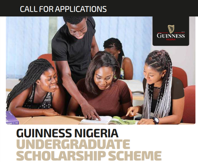How To Apply For Guinness Nigeria Undergraduate Scholarship Scheme 2019