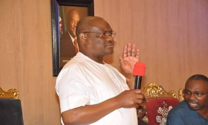 Free Education: Govorner Wike Suspends Principal, Vows To Sack Others Collecting Fees, Levies