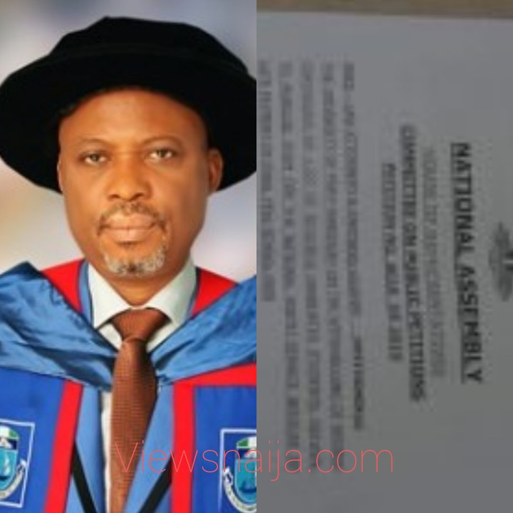 House Of Reps Invites Lale, UNIPORT VC For Withholding Graduates Certificates