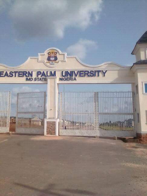 Eastern Palm University In Imo State To Offer Automatic Scholarship To Outstanding Jambites